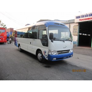 Xe County Limousine - thân ngắn - Tracomeco