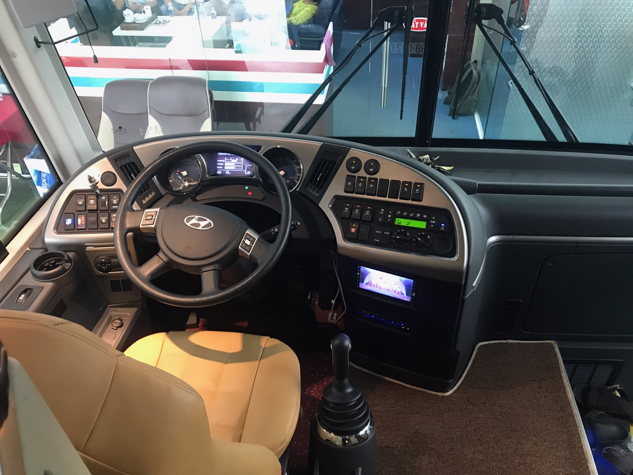 Một số hình ảnh thực tế xe giường nằm Dcar Limousine